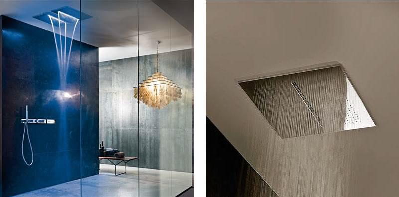 acqua zone pour une exp rience de douche innovatrice et incomparable. Black Bedroom Furniture Sets. Home Design Ideas