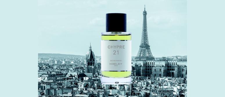 CHYPRE 21 : un parfum qui est une ode au chic parisien