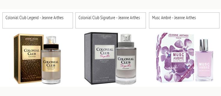 Deux nouveaux parfums modernes et élégants, Colonial Club Legend pour Monsieur!