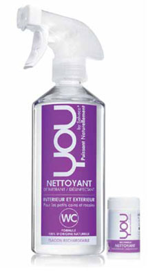 YOU® Nettoyant WC