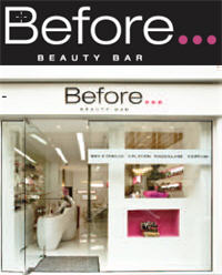 Before... Beauty Bar,