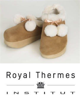 Chaussons Sveltesse® de Royal Thermes Institut®
