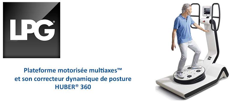 Objectif Neige avec HUBER® 360