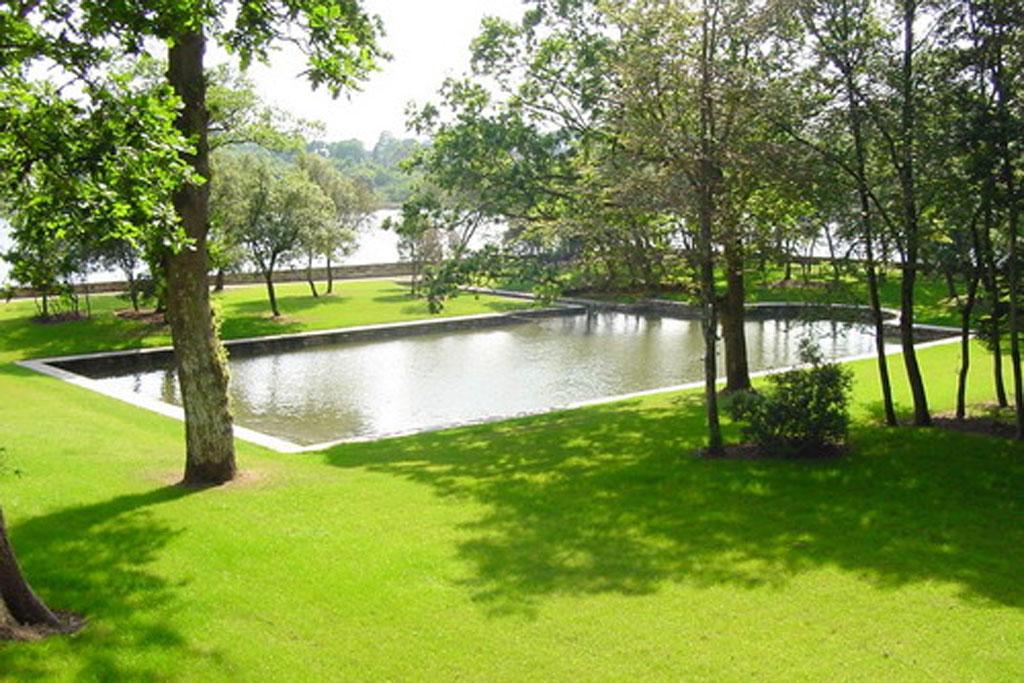 L 39 orangerie de lanniron 29000 quimper jardin for Jardin quimper