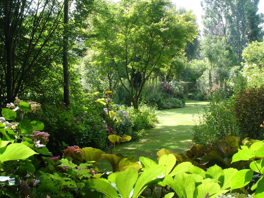 Jardin d atmosphere du petit bordeaux saint biez en belin for Atelier du jardin d acclimatation