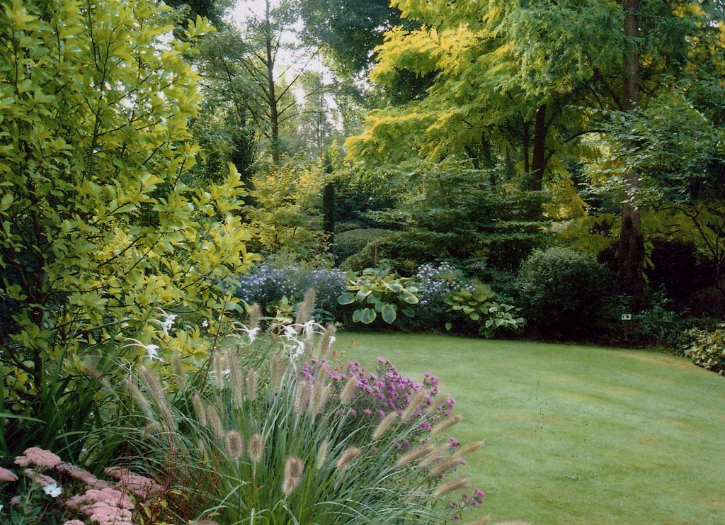 Jardin d 39 atmosph re du petit bordeaux 72 220 saint biez en belin jardin - Jardin paysager prix bordeaux ...